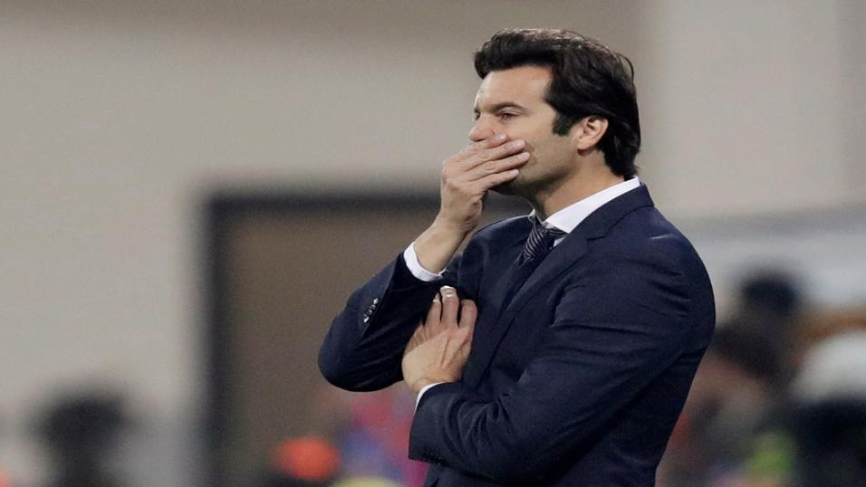 Santiago Solari - Real Madrid