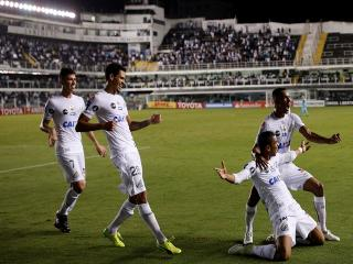 Santos are a force to be reckoned with