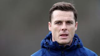 Fulham manager Scott Parker.
