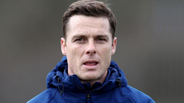 Fulham manager Scott Parker