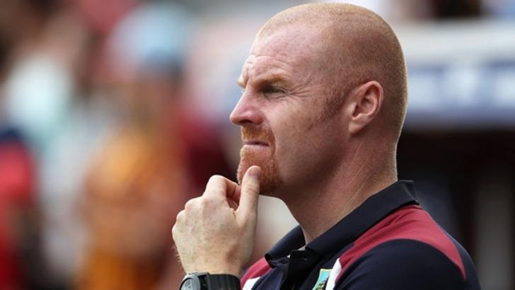 Burnley manager – Sean Dyche