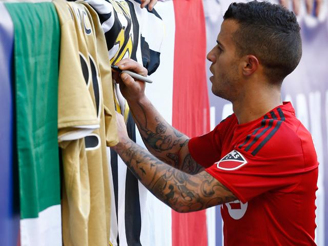Sebastian Giovinco has scored another 18 MLS goals this season