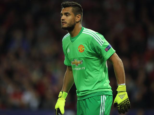 Sergio Romero is in contention for a recall at home to Ipswich in the Capital One Cup