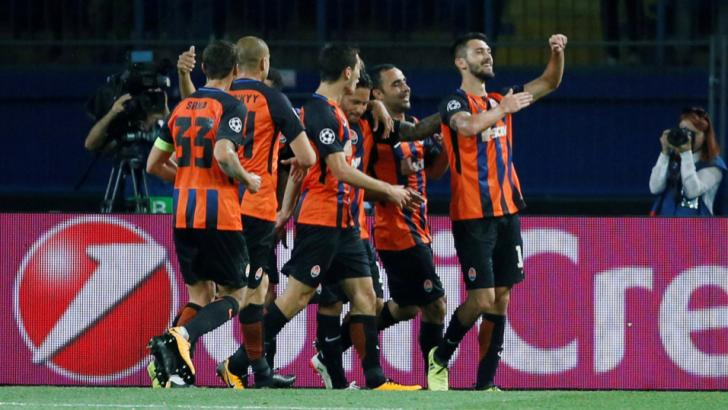 Will Shakhtar be celebrating after their match with Feyenoord?