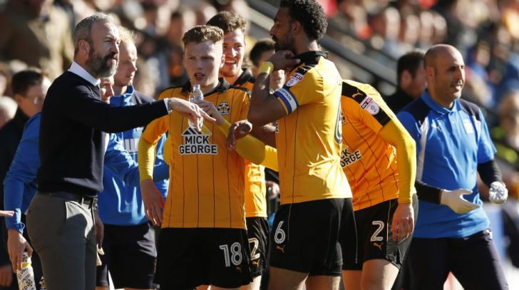 Shaun Derry has ambitions for January in the transfer market to improve Cambridge United