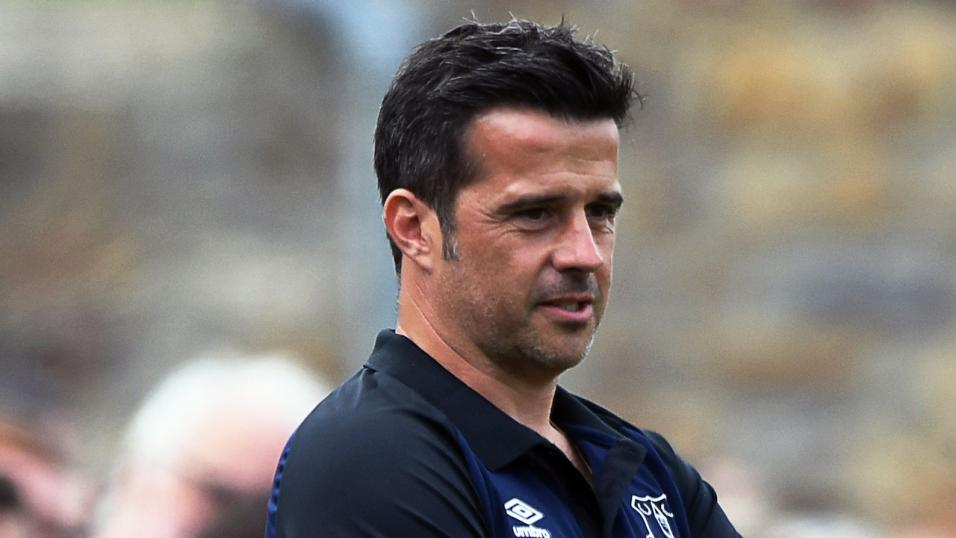 Everton manager - Marco Silva