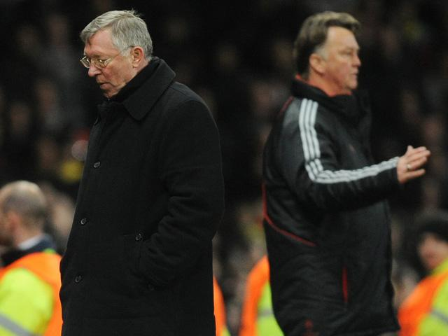 Sir Alex Ferguson has been backed in to replace Louis van Gaal in the Man Utd dugout