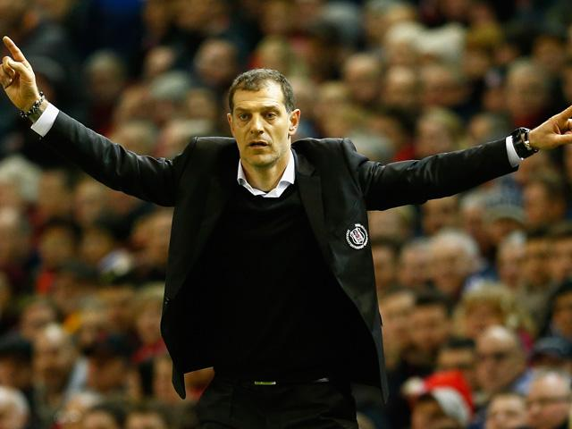 Slaven Bilic oversaw the elimination of Liverpool from the Europa League as Besiktas boss