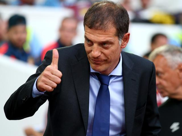 Will Slaven Bilic be giving his West Ham side a thumbs up after their match with Manchester United?