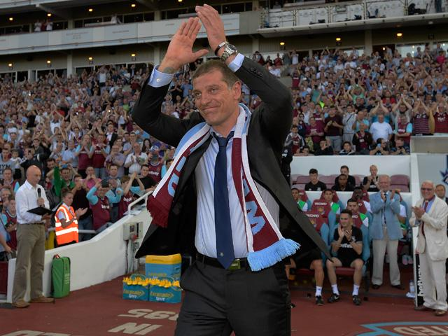Slavn Bilic has enjoyed a great start to his West Ham managerial career