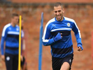Can Islam Slimani add to his tally when Leicester take on FC Copenhagen?
