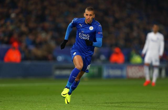 Islam Slimani's goal was in vain as Leicester's loss to West From provided food for thought
