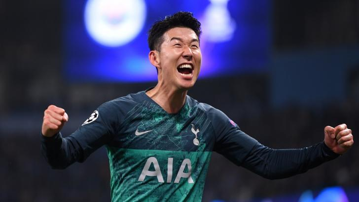 Son Heung-min - Spurs