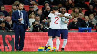 Southgate, Trippier and Rose