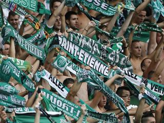 We are all St Etienne fans this evening