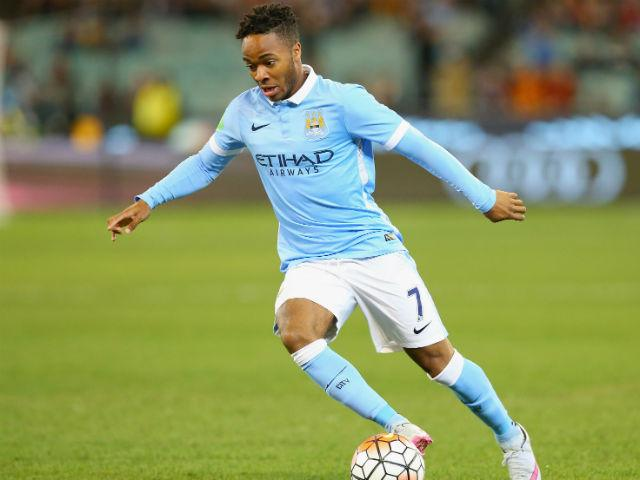 Raheem Sterling scored for City on Saturday