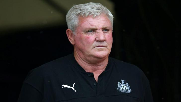 Newcastle manager - Steve Bruce