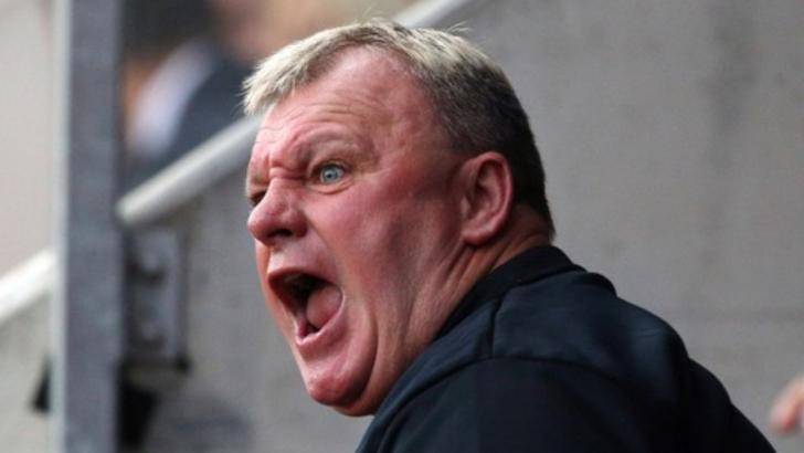 Peterborough manager - Steve Evans