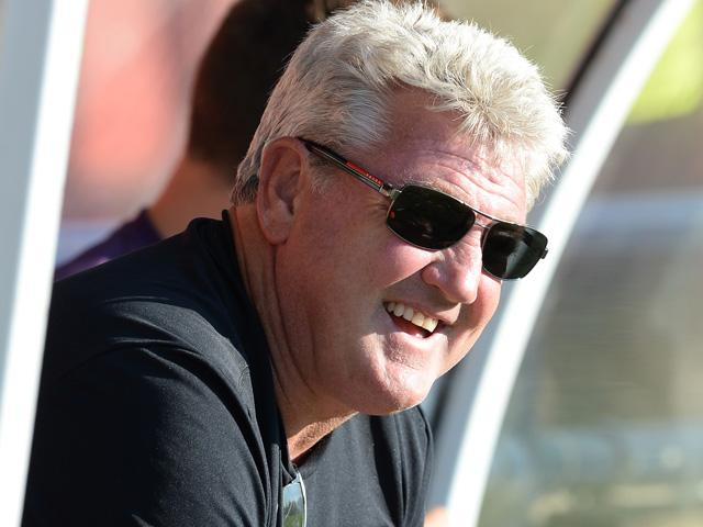 Steve Bruce has successfully steered his Hull side back to the top flight