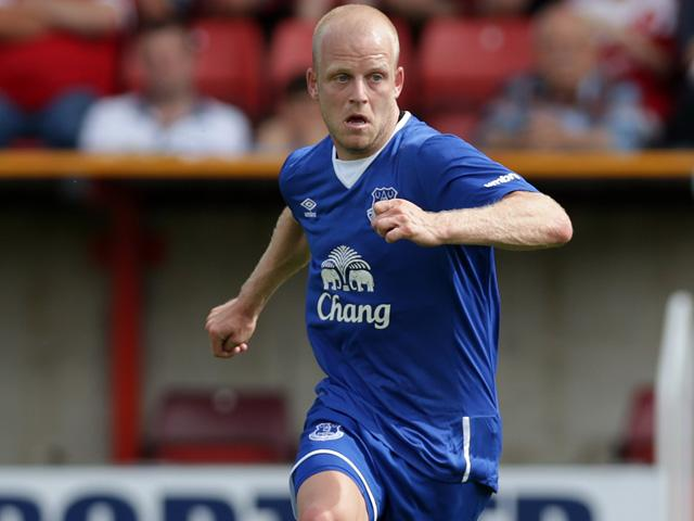 Steven Naismith just loves playing against Leicester