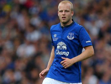 Steven Naismith has already fired past four of the top six