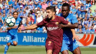 Getafe will be looking to keep things tight against Barcelona