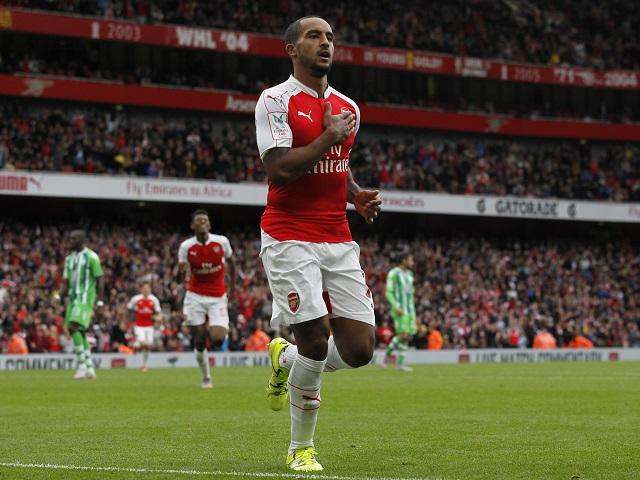 Can Theo Walcott finally become a superstar this season?