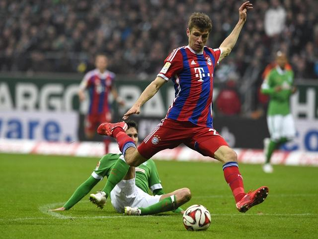Can magnificent Muller lead Bayern to the semi-finals?