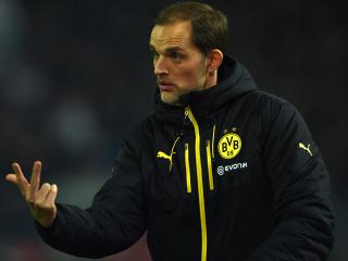 Thomas Tuchel has done a pretty stellar job so far in charge of Borussia Dortmund