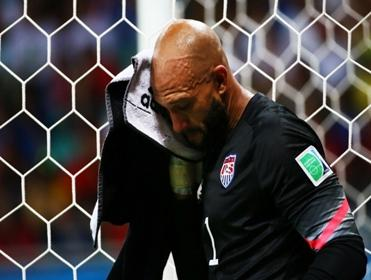 After a good World Cup, it's been a bad season for Tim Howard