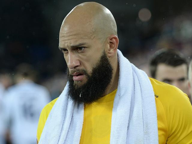 Tim Howard will surely be recalled to make his final ever Everton appearance against Norwich