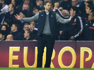 Tim Sherwood knows he needs a deeper squad at Villa Park