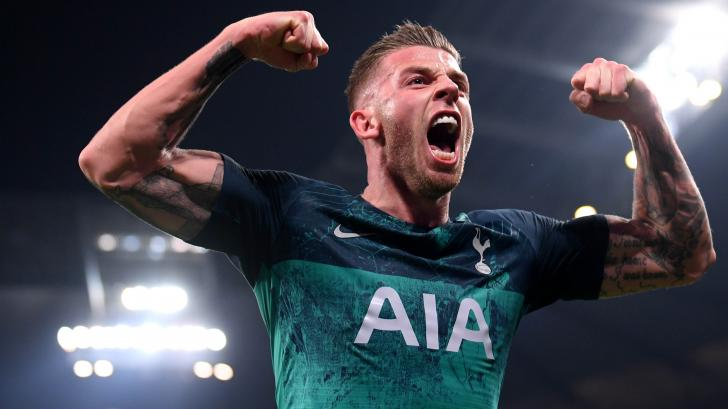 Alderweireld has been linked with a move to Roma