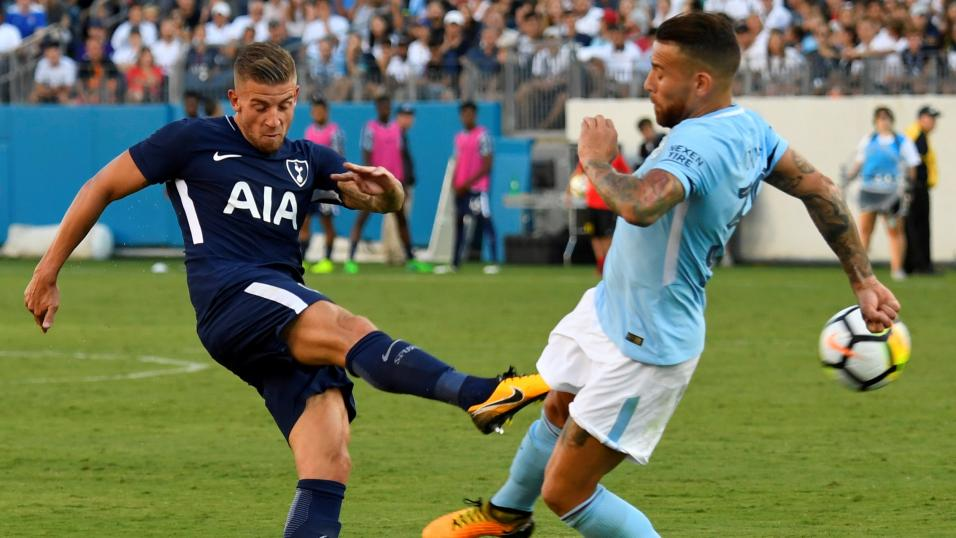 Toby Alderweireld can trouble Cardiff on Saturday