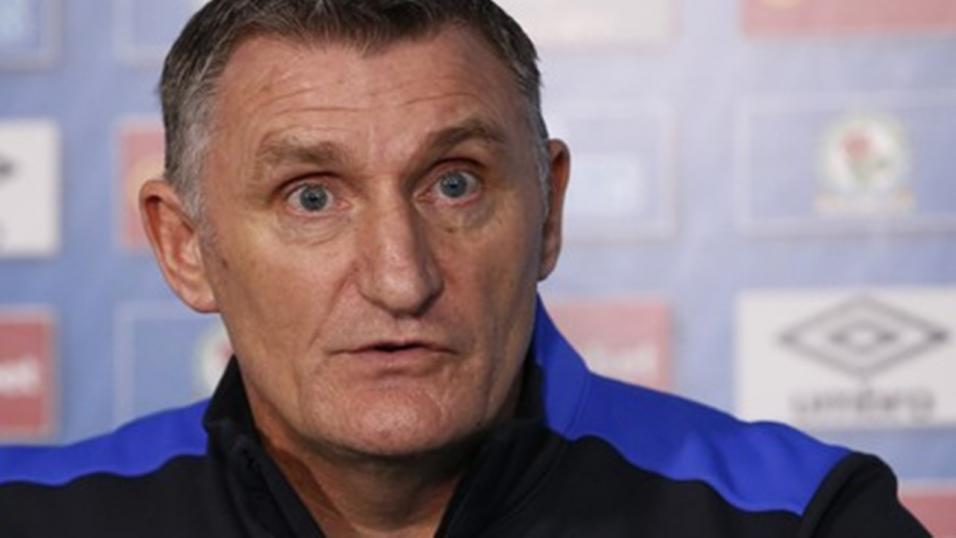 Tony Mowbray - Blackburn