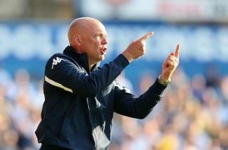 Fleetwood Town manager Uwe Rosler will be in the dugout for Monday's live TV game at Southport