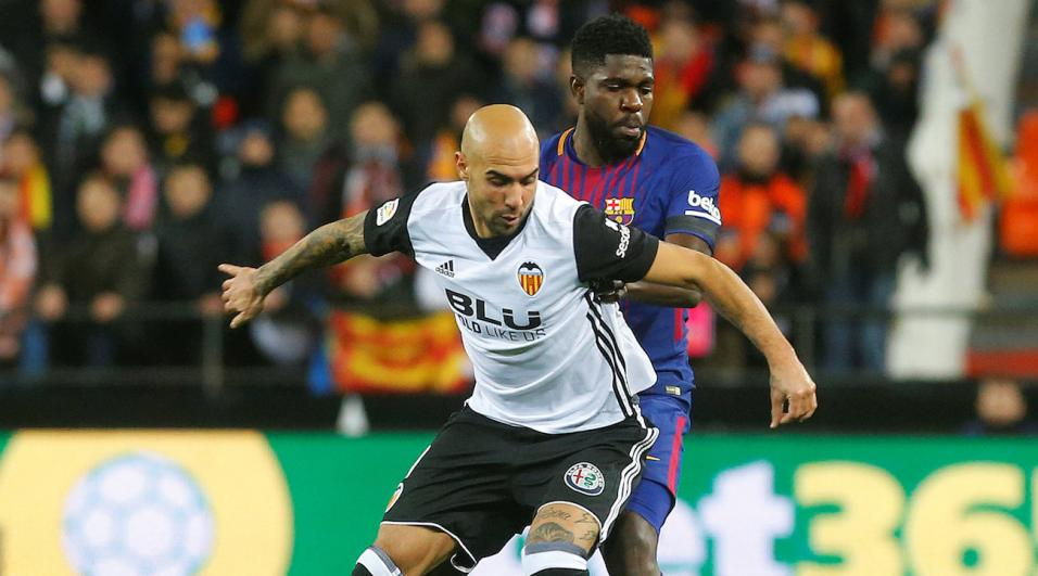 Simone Zaza and Samuel Umtiti