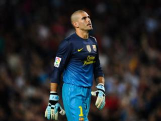 Victor Valdes has been linked with Newcastle move