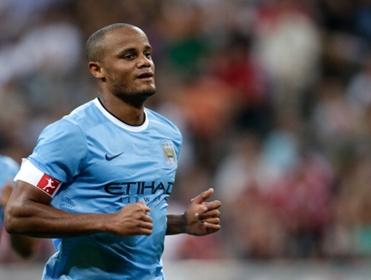 Three's Kompany: there are reasons to expect goals at the Etihad on Tuesday evening
