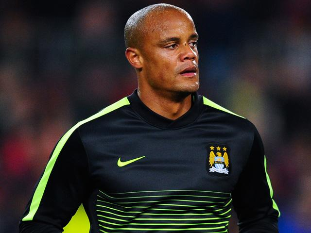 Vincent Kompany's importance to Manchester City was thrown into doubt in the second half of 2014/15