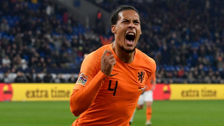 Virgil van Dijk will form an incredible centreback partnership with Matthijs de Ligt