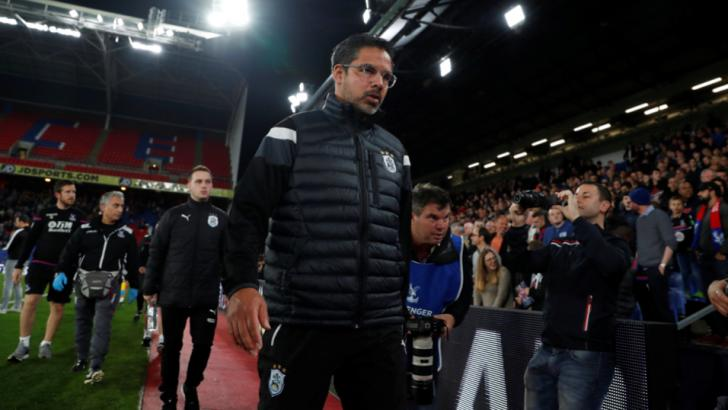 Will David Wagner look happier after Huddersfield's match with Swansea?