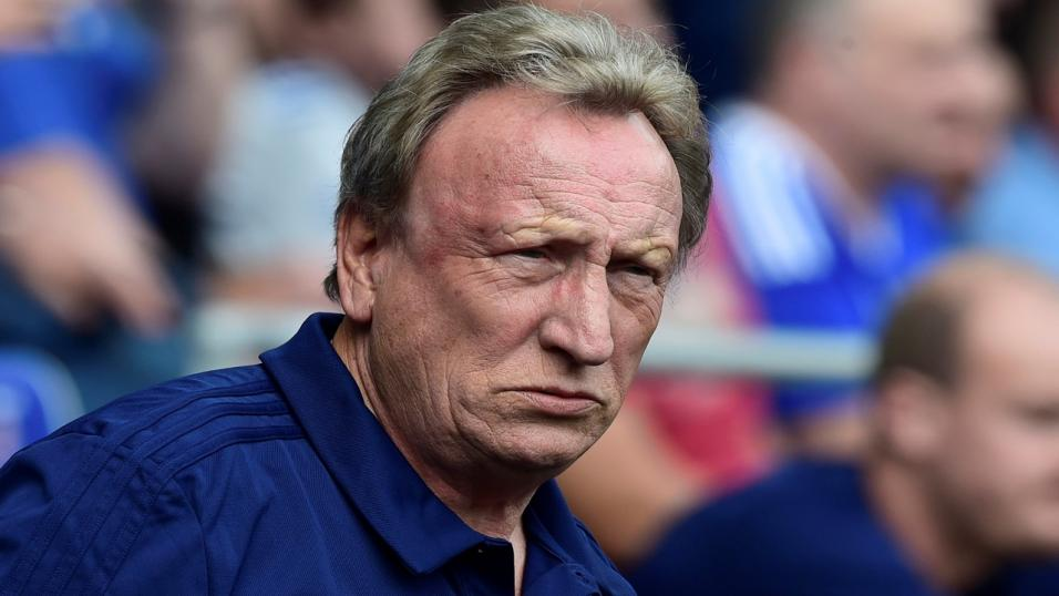 Cardiff City manager - Neil Warnock
