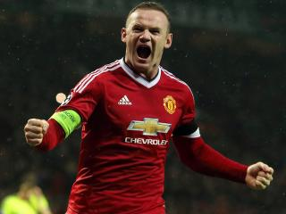 Wayne Rooney is set to start on Sunday