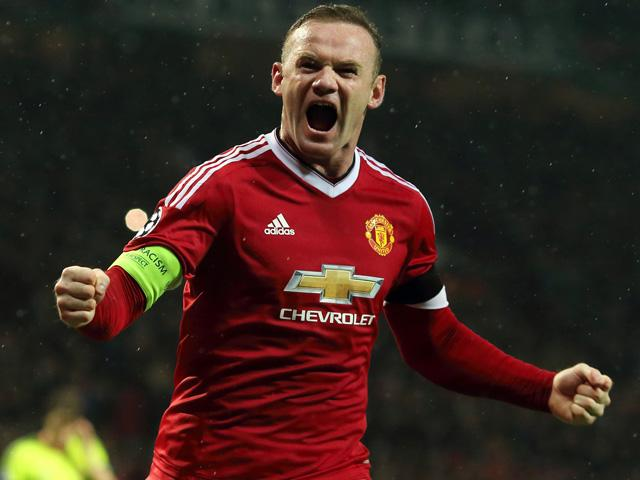 For the fifth time this season, Wayne Rooney scored in a Man Utd win against CSKA Moscow