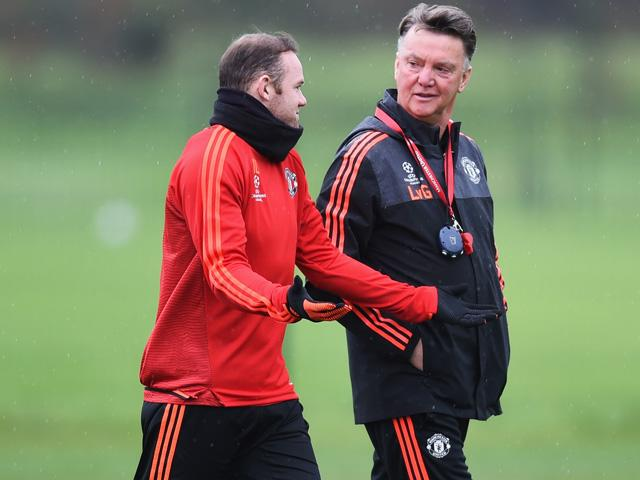 Louis van Gaal will be pleased with his captain's return to form