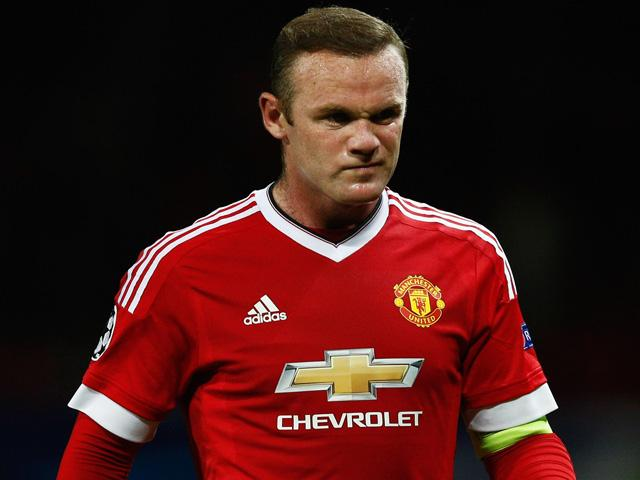 Much-maligned Man Utd captain Wayne Rooney started and scored in the previous round