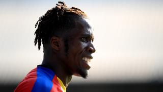 Wilfried Zaha: Part of a pacy Palace attack that is strong on the counter