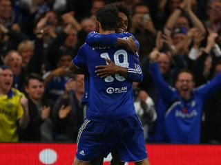 Willian and the seemingly rejuvenated Diego Costa can put Scunthorpe to the sword on Sunday