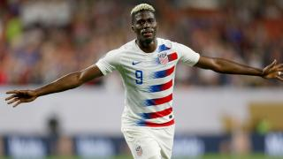 USA international Gyasi Zardes